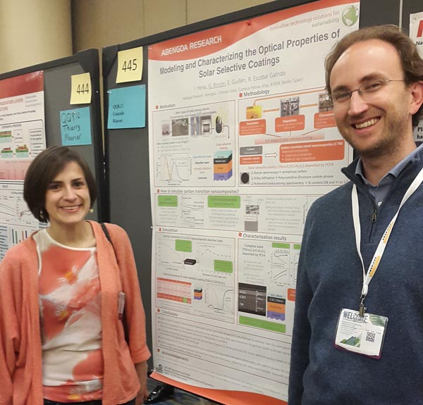FRIENDS2 presentations at MRS-2015 Spring in San Francisco